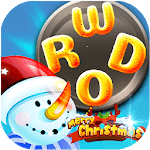 Merry Christmas Word Cookies: Word Connect 2018 icon