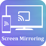 Miracast for Android to tv : Wifi Display icon