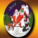 Frames & photos christmas icon