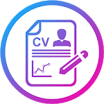 Free resume maker CV maker templates formats app icon