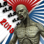 Zombie Master - Idle & Clicker Game for pc logo