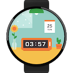 Rooming watchface by Farrell icon