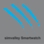 simvalley Smartwatch icon