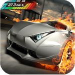 Racing Car 3D Extreme Game icon