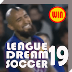 Victory Dream League 2019 Soccer Tactic to win DLS for pc logo