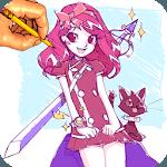 Draw Anime icon