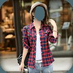Girls Photo Suit Editor icon