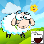 Pac - Sheep eat all Aliens icon