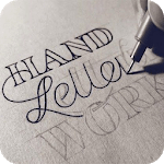Handwriting Design for pc logo