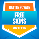 My Free Skins Battle Royale - New Updated 3D Skins icon