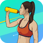 Female Workout at home - lose weight in 28 days for pc logo