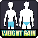 Weight Gain Home Workout Tips: Diet plan icon