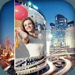 City Hoarding Photo Frame icon