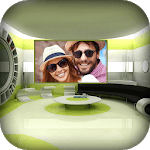 Interior Design Photo Frame icon
