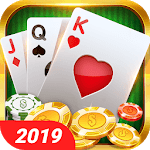 Solitaire Tripeaks - Free Card Games icon