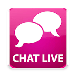 Free Live Chat for pc logo