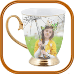 Cup Photo Maker icon