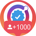 Plus Followers Boost & Tags Followers Simulator icon