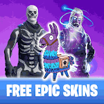 Free Skins For Battle Royale - Epic Outfits icon
