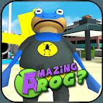 Amazing Frog Battle City 3D icon
