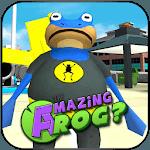 Amazing Frog Battle City Simulator 3D icon