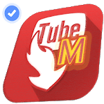 Tubem Video player for pc logo