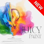 Juicy Paint: Color by Number icon