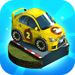 Merge Car Billionaire - The Best Idle Racing Game icon