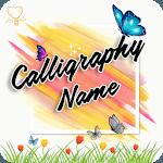 Calligraphy Name icon