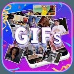 GIF Keyboard 2019 for pc logo