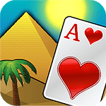 Pyramid Solitaire Ancient Egypt icon