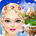 Fantasy Princess Dress Up icon