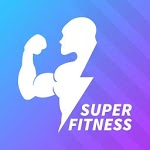 Man Fitness Workout - ABS Workout & Super Muscle icon
