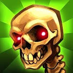 Zombie Crush - Free Strategy Card Game icon