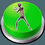 Howard The Alien Button icon