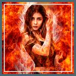 Fire Effect Photo Editor 2019 icon