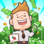Mega Factory -idle game, money clicker, click game icon