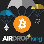 Airdrop King ⇒ Free Crypto Airdrops up to $100 icon