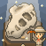 TAP! DIG! MY MUSEUM! for pc logo