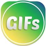 Funny GIF Keyboard Theme icon