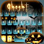 Scary Ghost Night Halloween Keyboard icon