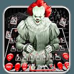 Scary Clown Piano keyboard theme icon