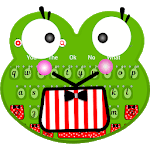 Crazy Frog Keyboard Theme icon