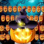 Keyboard Halloween icon
