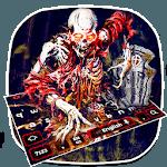 Horror Zombie Skull Keyboard Theme icon