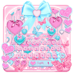 Valentine's Day Love Keyboard Theme for pc logo