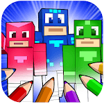 Coloring Book Junior Hero icon