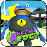 Amazing Frog 3D City Simulator icon