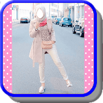 Girls Hijab Photo Frames icon