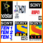 Live Sports TV Streaming HD for pc logo